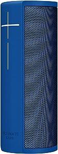 Logitech Ultimate Ears MegaBlast Portable Bluetooth Speaker - Blue (Renewed)
