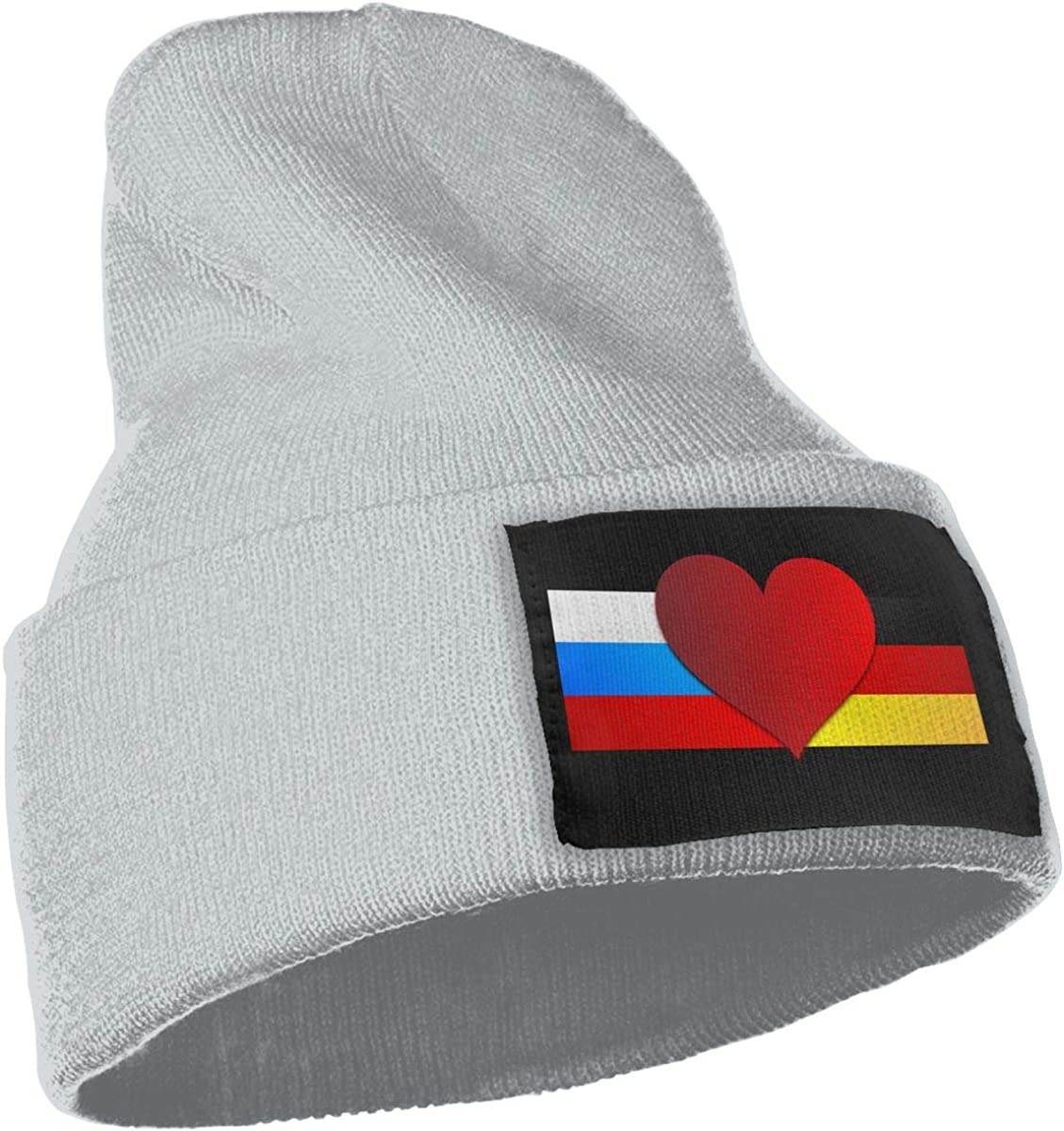 Russia Warm Winter Hat Knit Beanie Skull Cap Cuff Beanie Hat Winter Hats for Men /& Women
