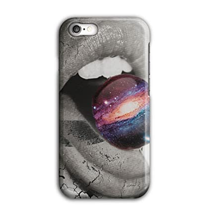 quality design 619d0 50a11 Amazon.com: Wellcoda Candy Milky Way Space Solar 3D iPhone 7 Case ...