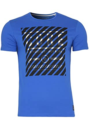 online retailer 8ccf9 b0c21 Jack & Jones T-Shirt Jjcocity Tee Slim Fit, Größe:XS;Farbe ...