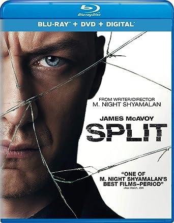 split on blu ray