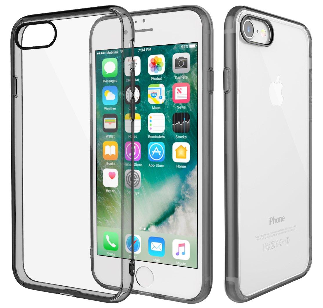 "ROCK ""PURE"" iPhone 7 TPU +PC: Amazon.de: Elektronik"