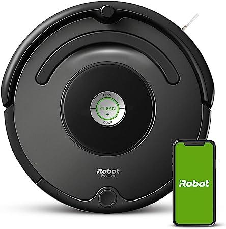 iRobot ROOMBA 676: Amazon.es: Hogar