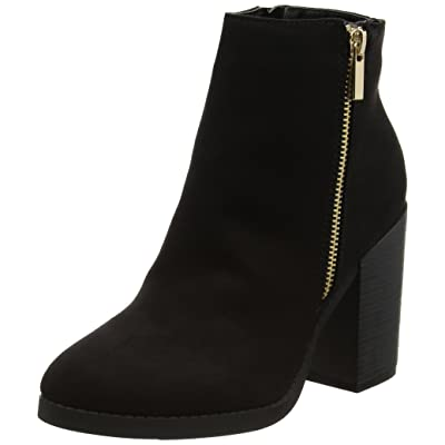 New Look Wide Foot Darbie, Bottes Chelsea Femme