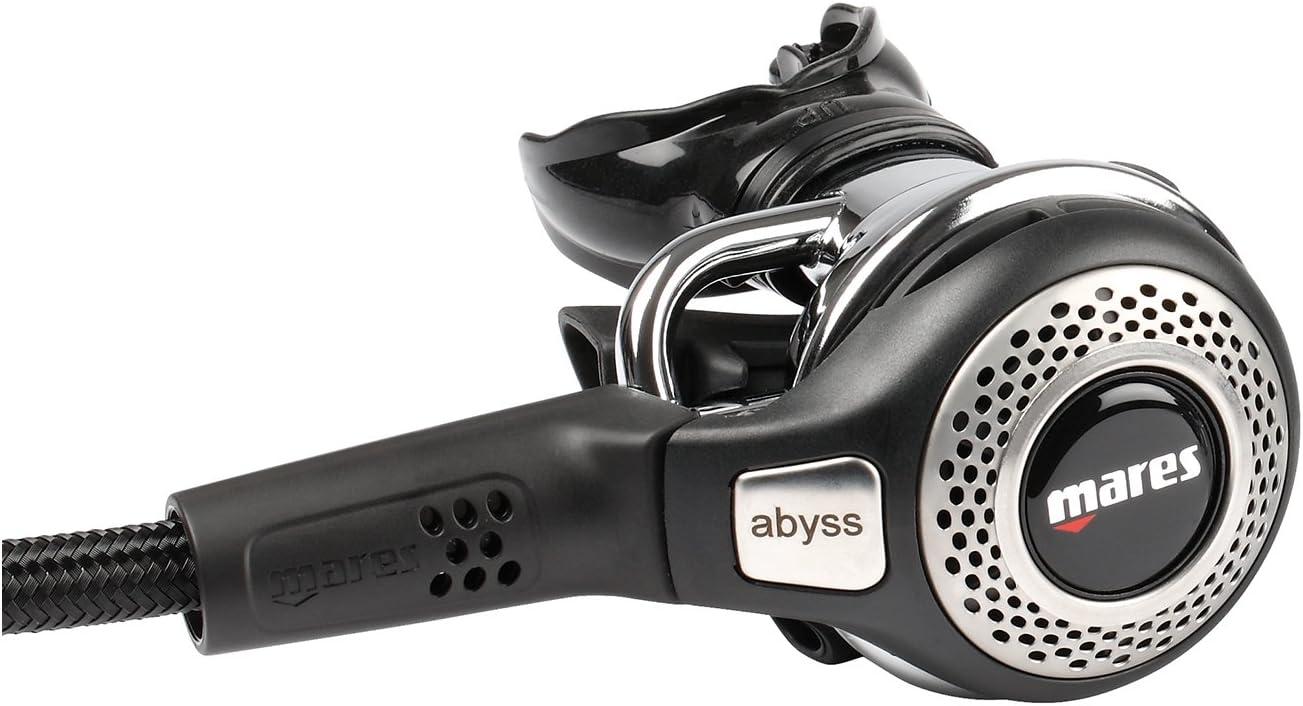 Color Negro Regulador Mares Abyss 52X