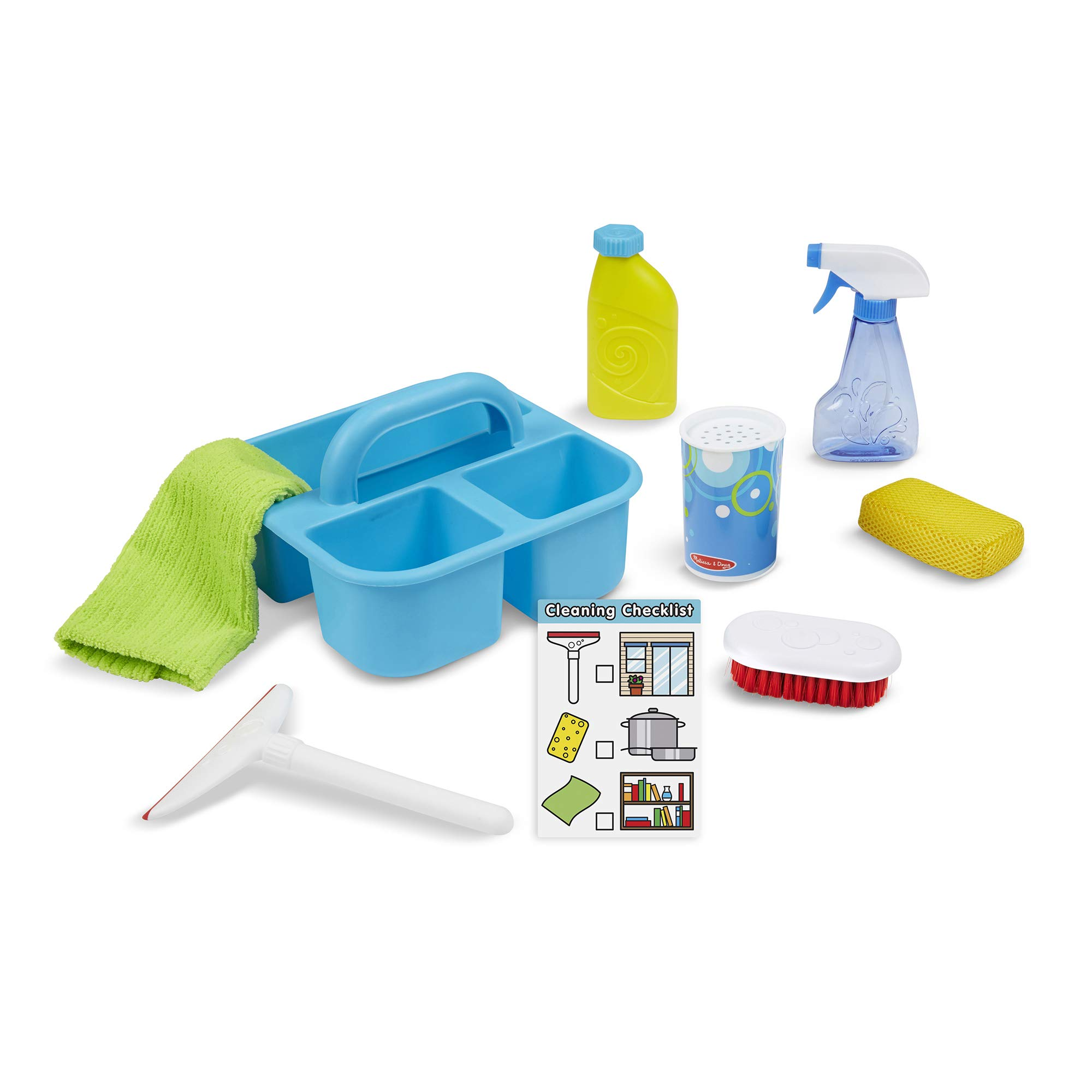 Lets Play House! Spray Squirt Squeegee & Play Set by Melissa & Doug