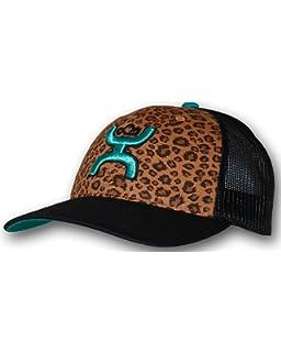 100% authentic d7f2e 80fff HOOey Women s Cheetah Mesh Back Cap
