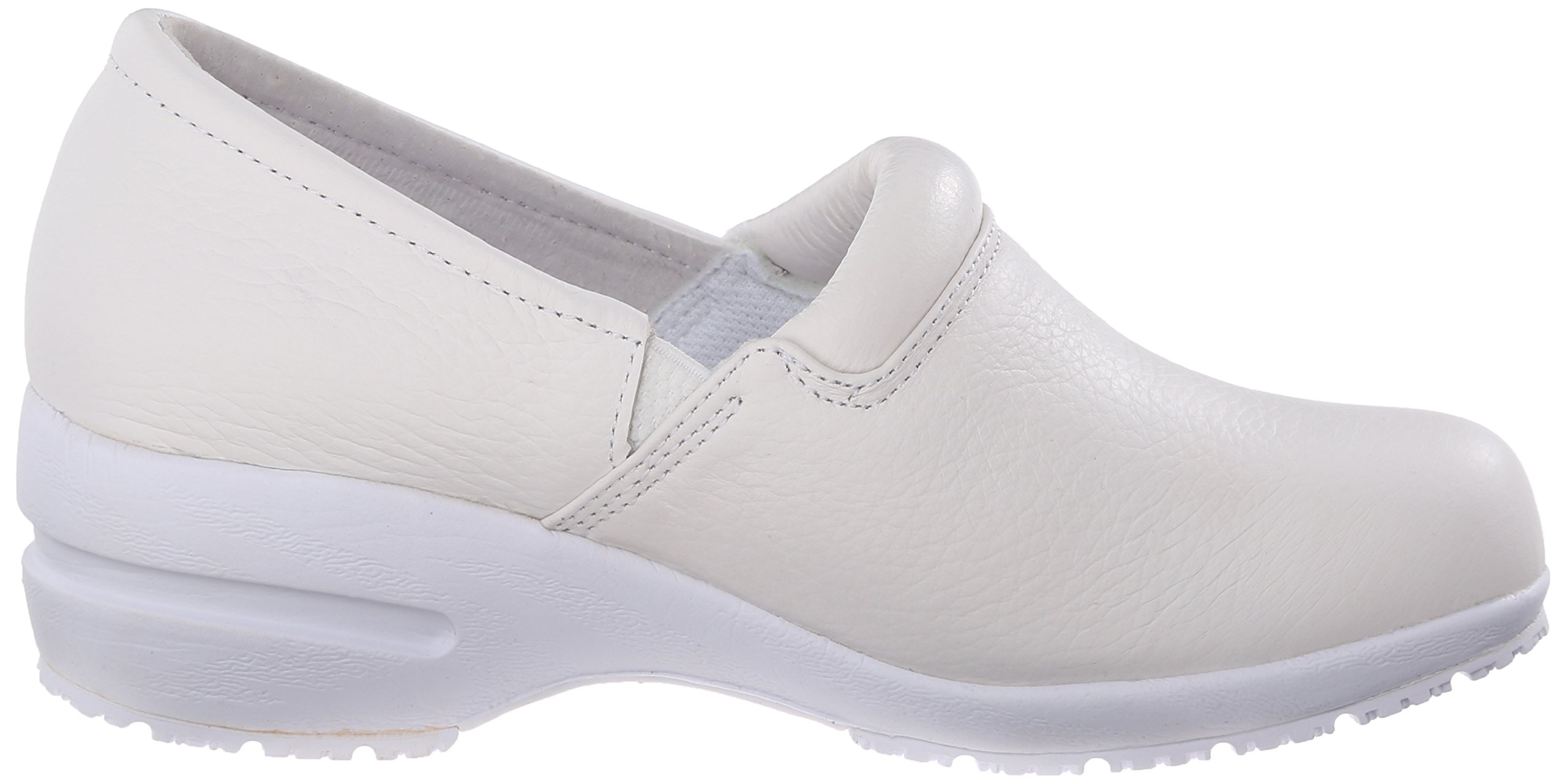 Cherokee Women's Patricia Work Shoe, White, 8 M US by Cherokee (Image #7)
