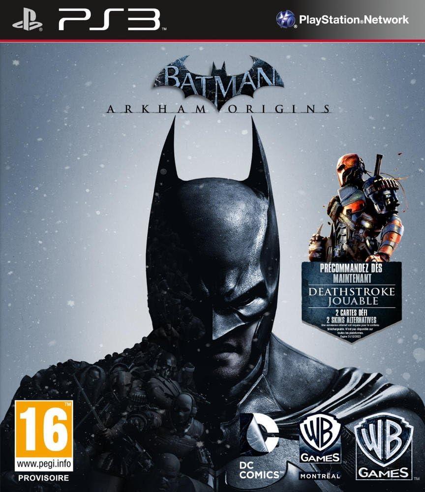 Batman Arkham Origins [Importación Francesa]: Amazon.es: Videojuegos