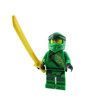 LEGO Ninjago Ninja Lloyd Minifigure 70670 Legacy Mini Fig: Toys & Games