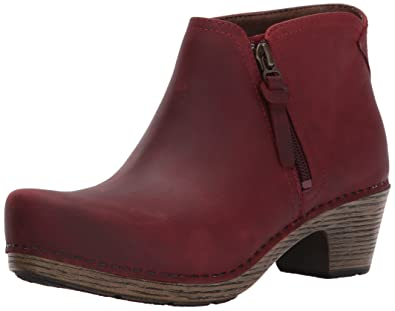 Women's Ankle Boots For Sale Dansko Ona Brown Nappa Women 5609780200 Outlets For The Sale