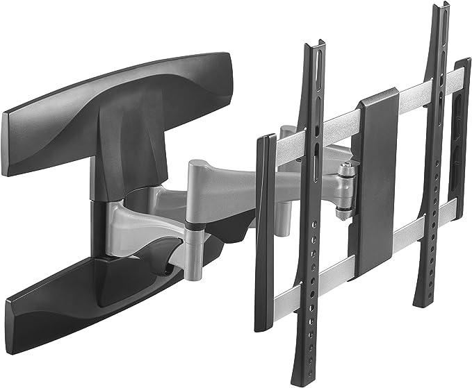 Ricoo S1944 Tv Wandhalterung Schwenkbar Neigbar Elektronik