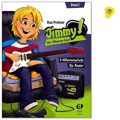 Jimmy, le chef est une guitare électrique école de guitare de Rue ...