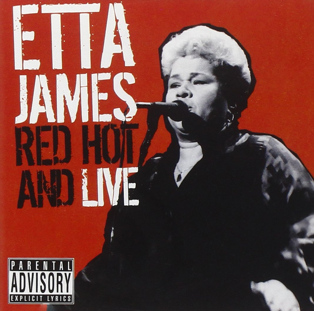 Etta Red Hot N Live by Quicksilver