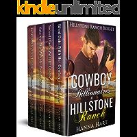 Cowboy Billionaires At Hillstone Ranch (Hillstone Ranch Boxset)