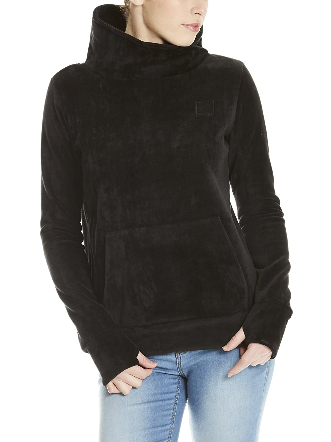 Bench Her. Overhead Fleece Funnel Sudadera para Mujer