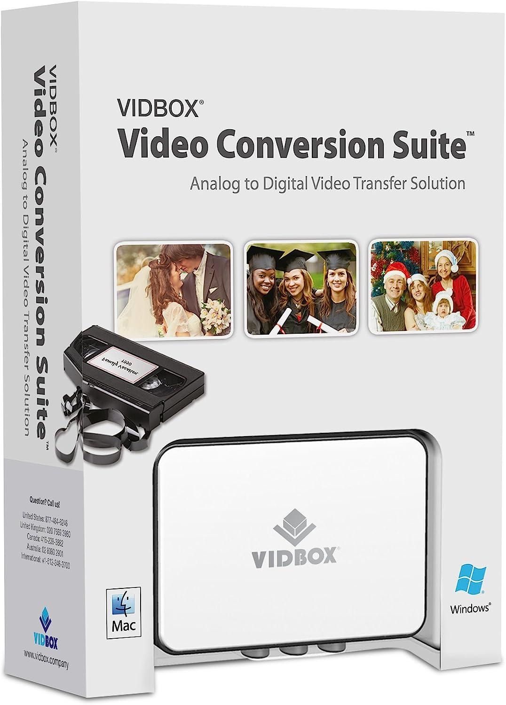 VIDBOX Video Conversion Suite (2020): Software