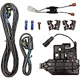 Pop & Lock PL8547HD Power Tailgate Lock Fits Tacoma/Tundra, Black