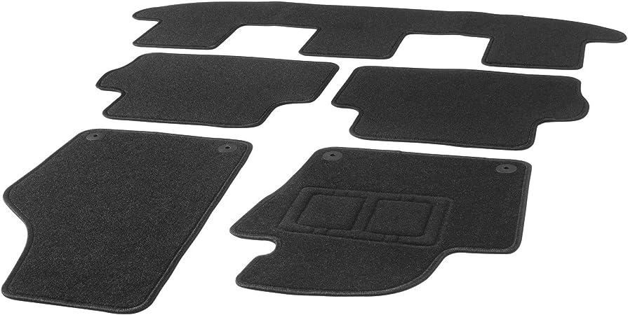 Cartrend Textil Fussmatten Set Für Sharan Seat Alhambra 5 Teilig Auto