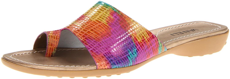 Multi Fuchsia Blix Squama Print VANELi Femmes Slide Chaussures