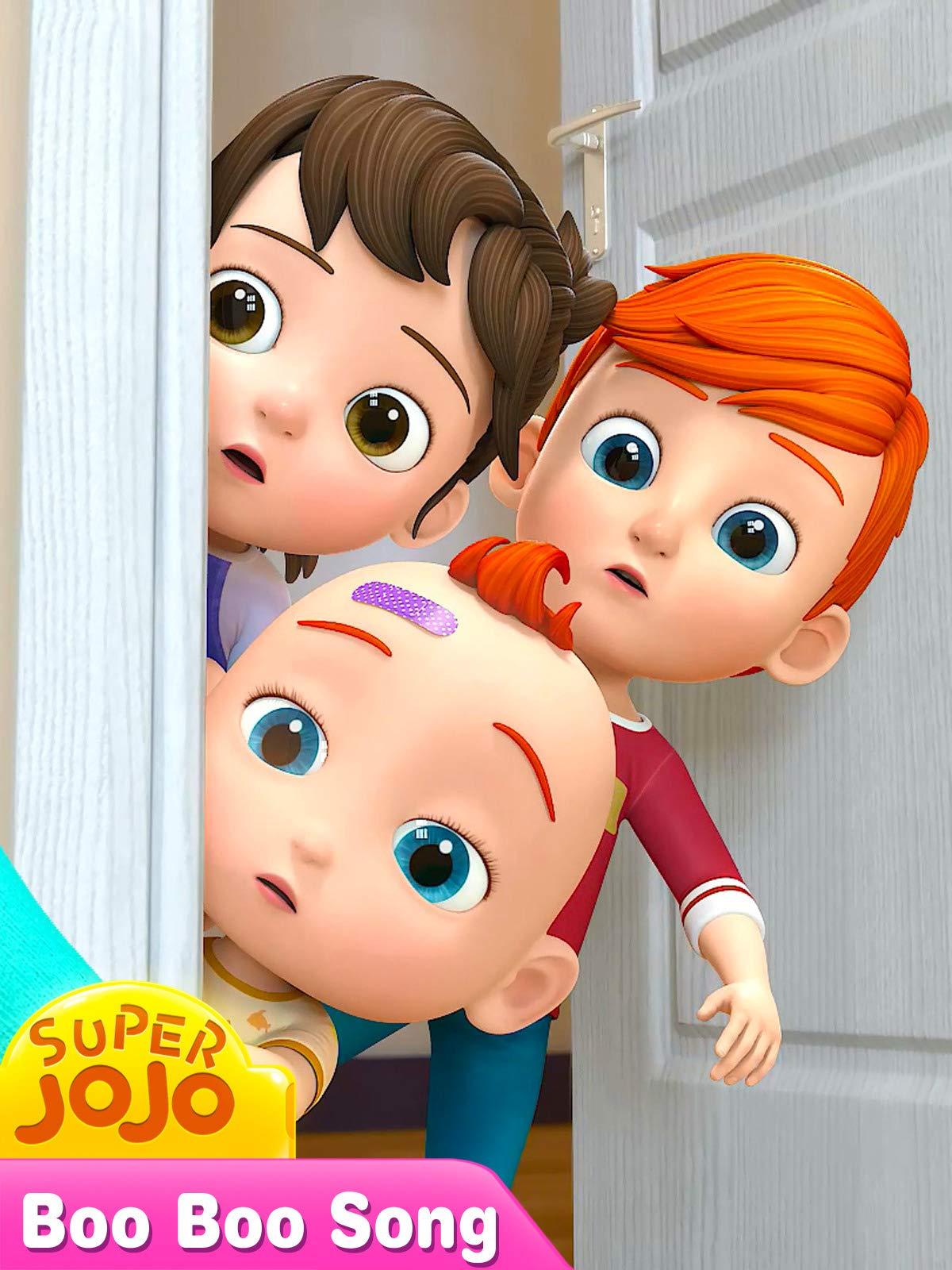 Super JoJo - Boo Boo Song