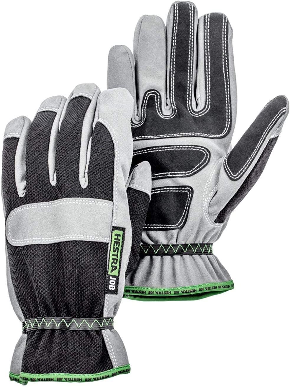Hestra Anton Glove - 5-Finger Glove for Lawn, Garden and General Jobs in Warm Weather Conditions