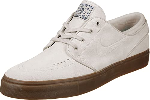 bbf7151e560b Nike SB  Zoom Stefan Janoski  Light Bone Light Bone Thunder Blue Gum ...
