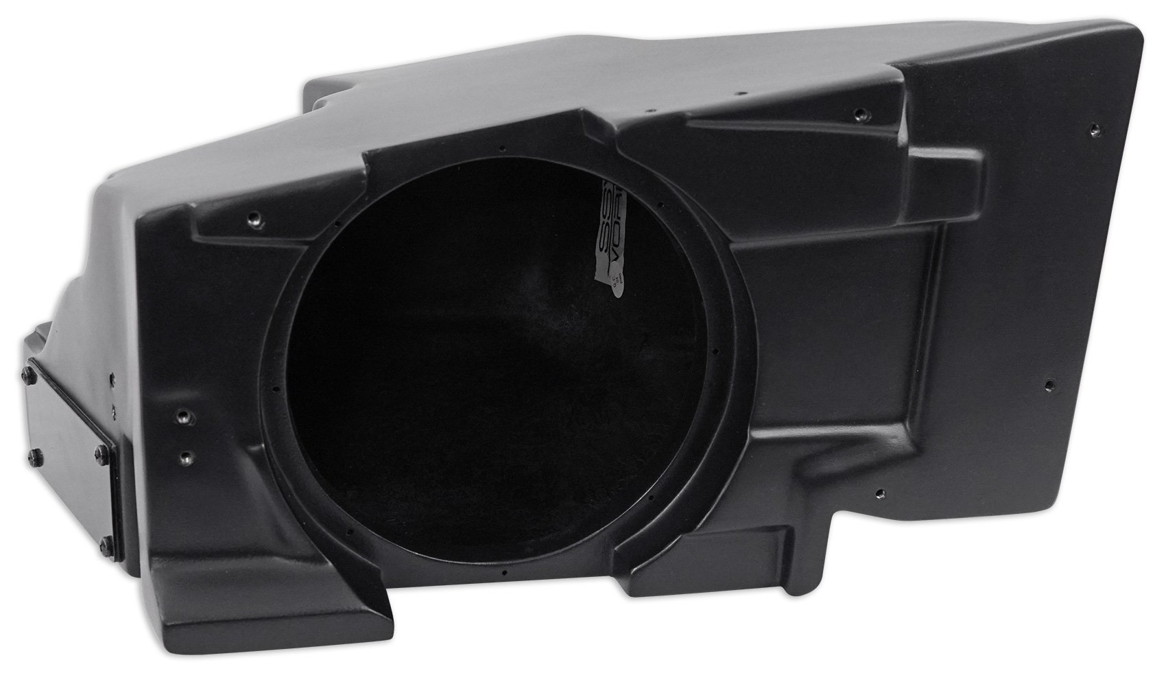 SSV Works Yamaha YXZ 10'' Behind Seat Subwoofer Sub Enclosure Box Fits all Years by SSV Works