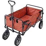 テントファクトリー キャリーワゴン オールランド ワゴン (容量約100L 積載重量約80kg カバー取り外し丸洗い可) TF-MXCW