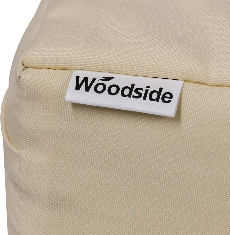 pour Salon de Jardin en rotin Assise//Dossier Woodside Coussins de Remplacement Dossier 54 x 40 cm