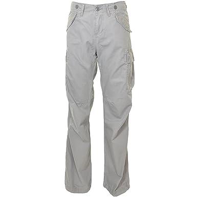 Molecule Women s Jungle Jeans Relaxed Fit Mid Rise Cargo Pants at ... cc3ce35ec9