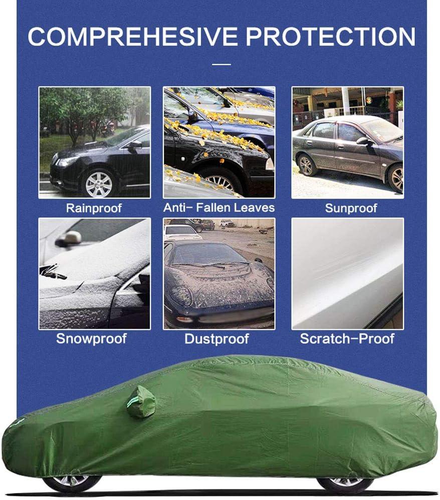 Old street Couverture de Voiture Bache de Voiture Compatible avec Aston Martin Rapide Housse Voiture /étanche et Coupe-Vent /étanche /à la Neige antipoussi/ère ext/érieure int/érieure UV Protection
