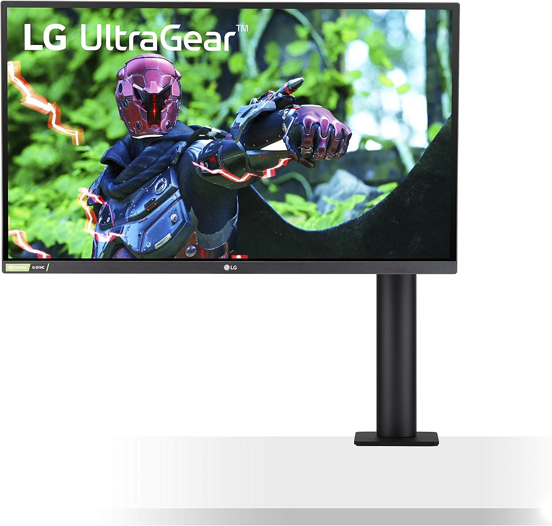 Lg 27gn88a B 68 5 Cm Ultragear Qhd Ips Gaming Monitor Computer Zubehör