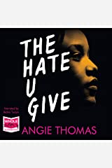 The Hate U Give Audible Audiobook