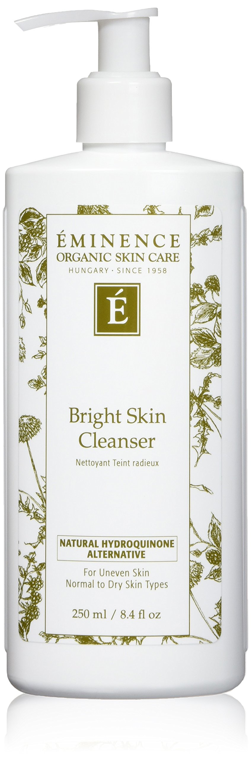 Eminence Bright Skin Cleanser, 8.4 Ounce