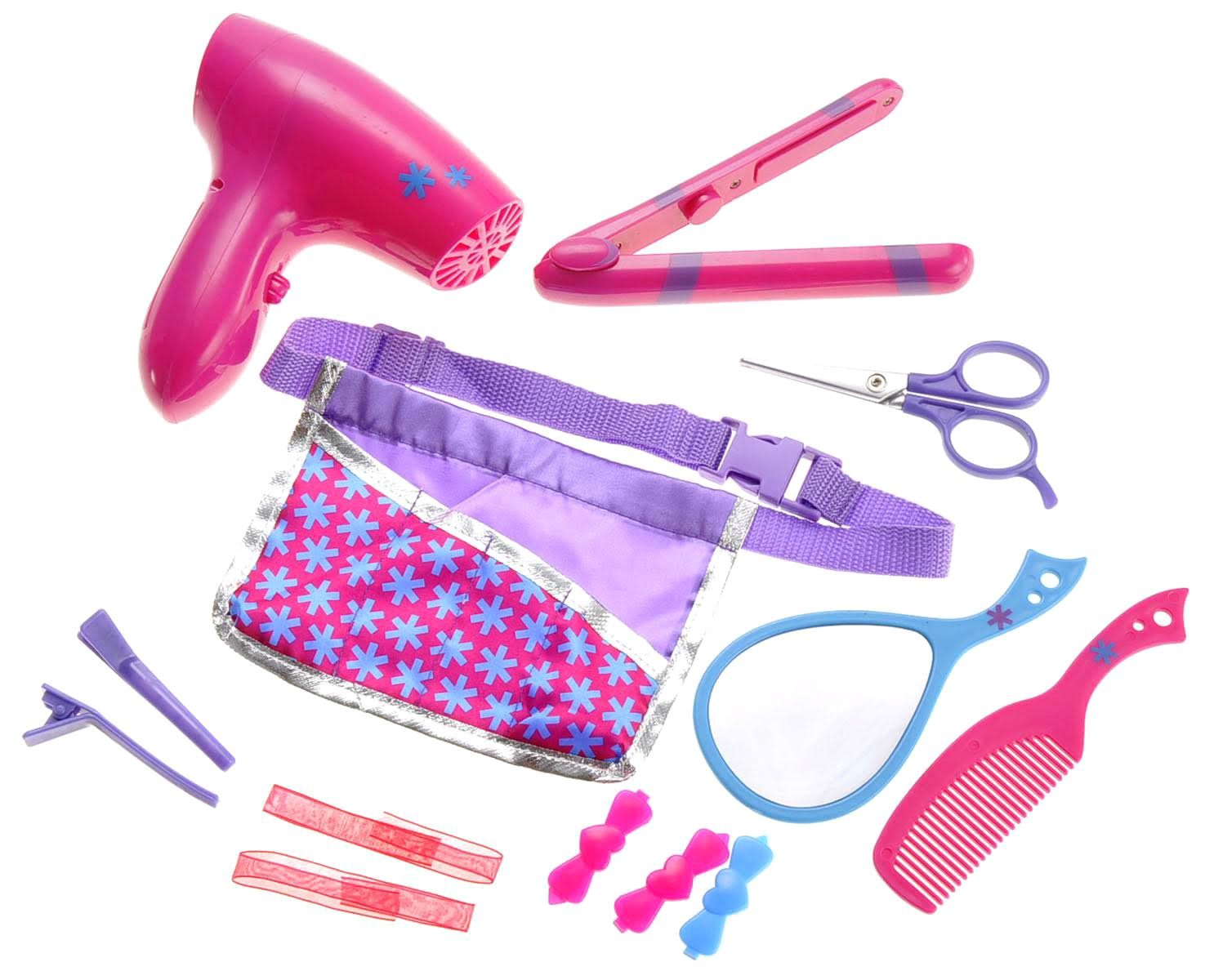 PowerTRC Hair Stylist Boutique Beauty Salon Fashion Pretend Play Set