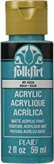 product image for FolkArt Acrylic Paint in Assorted Colors (2 oz), , Aqua