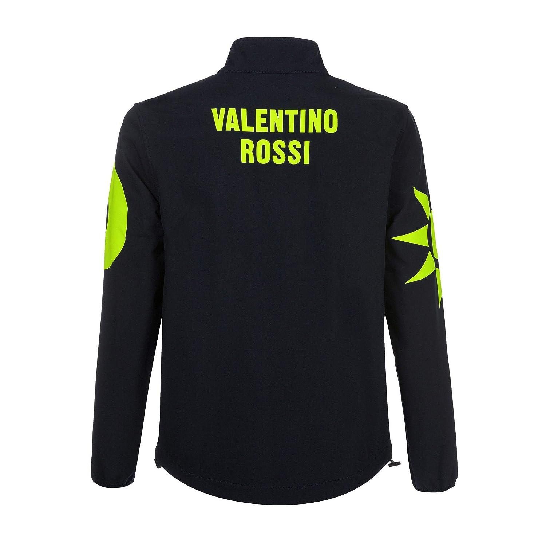 Valentino Rossi Replica DE Chaqueta DE Sol Y Luna DE Casco VR46