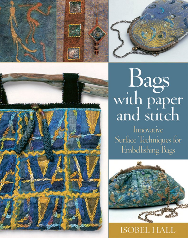 Bags Paper Stitch Innovative Embellishing
