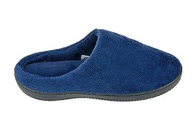 Amazon.com | MOXO Women\'s & Men\'s Coral Fleece bedroom Slippers ...
