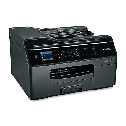 Driver: Lexmark Pro4000 Printer
