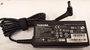 Laptop Notebook Charger for Original Toshiba Portege R835 R930 R935 R30 Z30 Z30T Z35 Adapter Adaptor Power Supply (Power Cord Included)