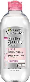 Garnier SkinActive Micellar Cleansing Water 13.5 Fl Oz
