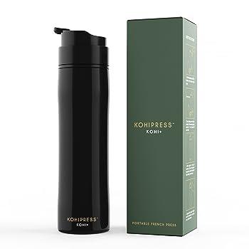 KOHIPRESS Vacuum Insulated Travel Mug