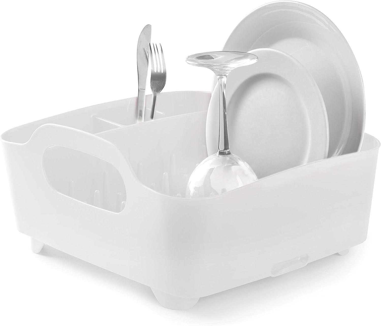 Umbra 330590-660– Escurridor de platos y vasos, 36x32,5x15,5cm ...