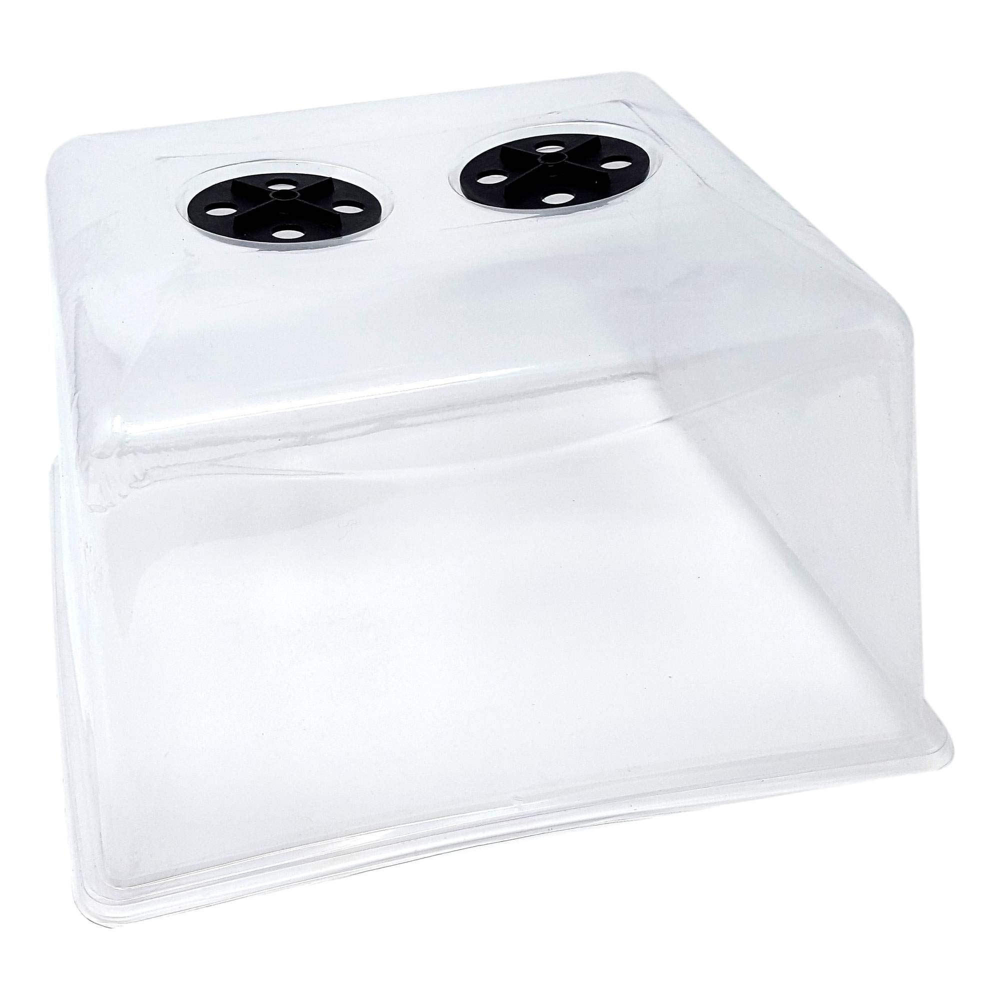 1010 Humidity Dome 5.5'' Tall - 20 Pack - Propagation Seed Starter Lid by Bootstrap Farmer