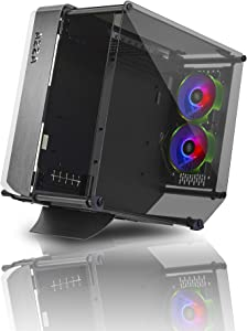 AZZA Optima 803 Innovative CASE w/DRGB Fans and Tempered Glass