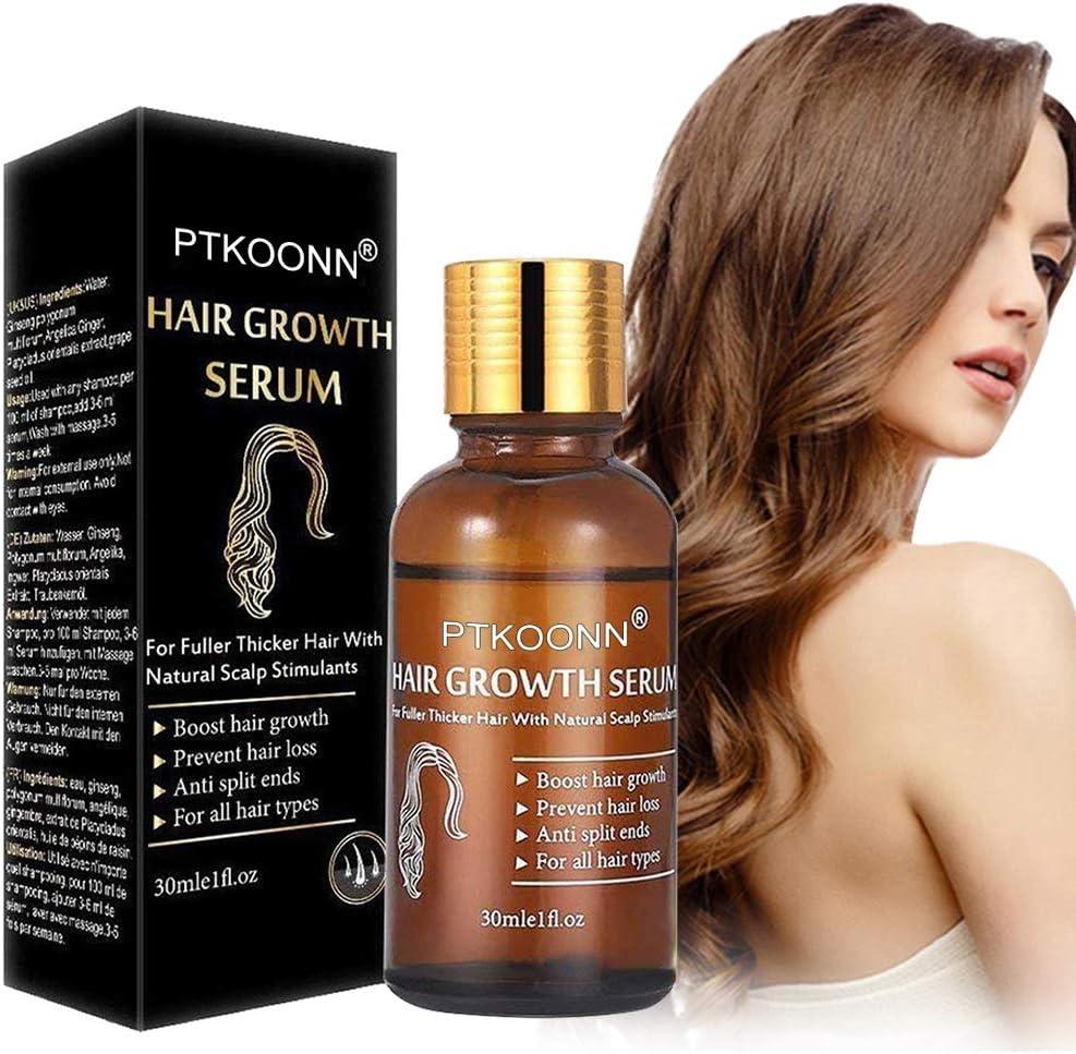 Sérum de crecimiento del cabello, tratamiento para el cabello y ...