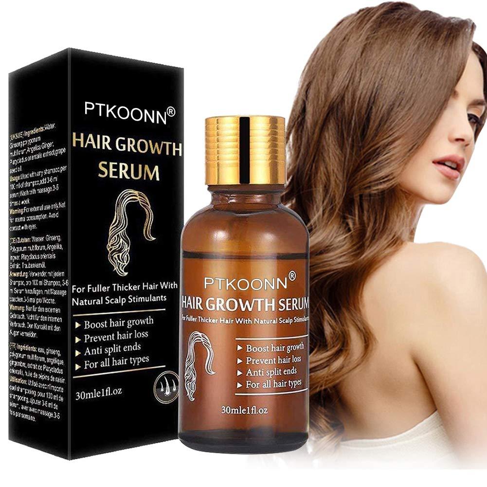 Haarwachstum Serum - Haarwachstum anregen