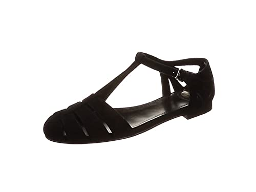 Church's 2018 Sandal Classic Rainbow Shoes Women's Suede Summer Spring Black r1frCqz